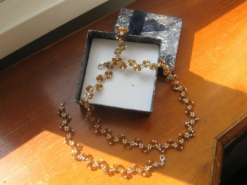 parure perline