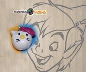 Charm Hello Kitty FIMO
