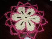 Sottobicchiere crochet