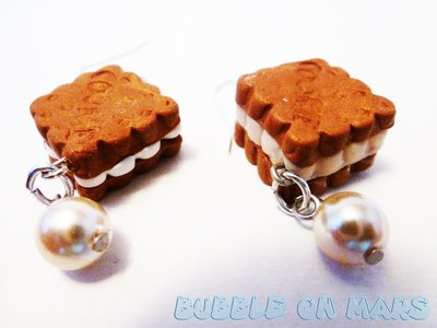 Sweet Cookies Earrings