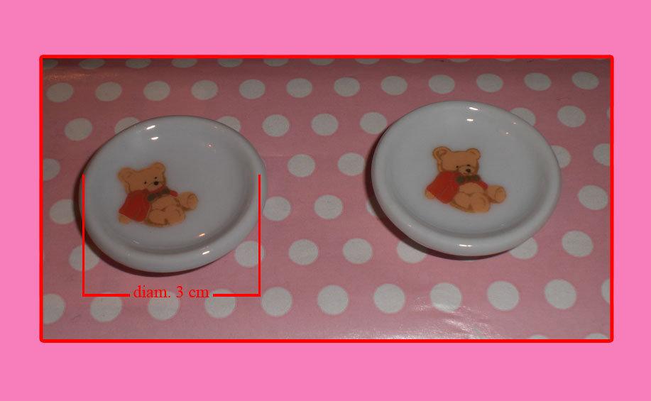 piattini ceramica