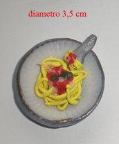 miniatura piatto pasta
