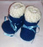 scarpette neonato NEW
