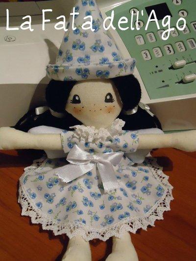 Bambola Fatina