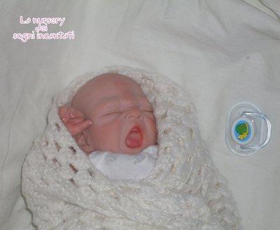 Angel bimbo reborn in adozione