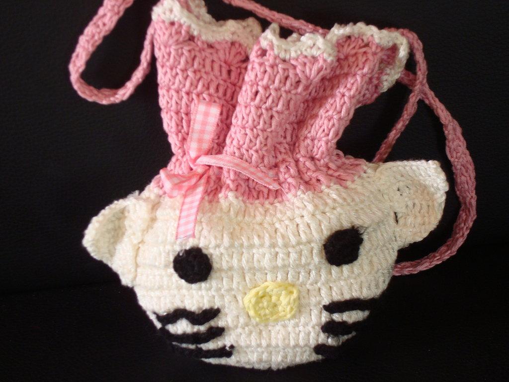 """Borsa """"Hello Kitty"""""""