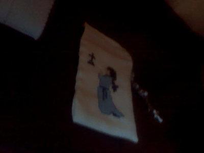 Bustina per rosario