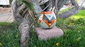 Navajo Gourd Bowl