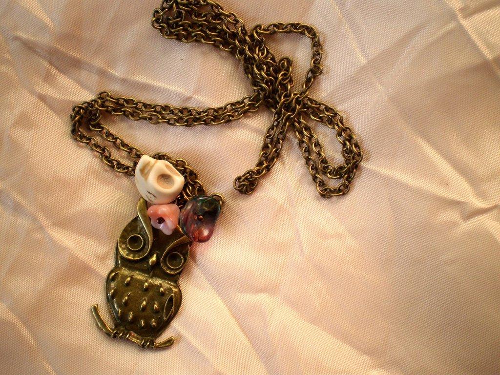 Collana Owl