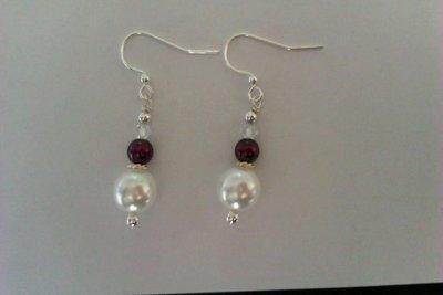 pendenti di perle