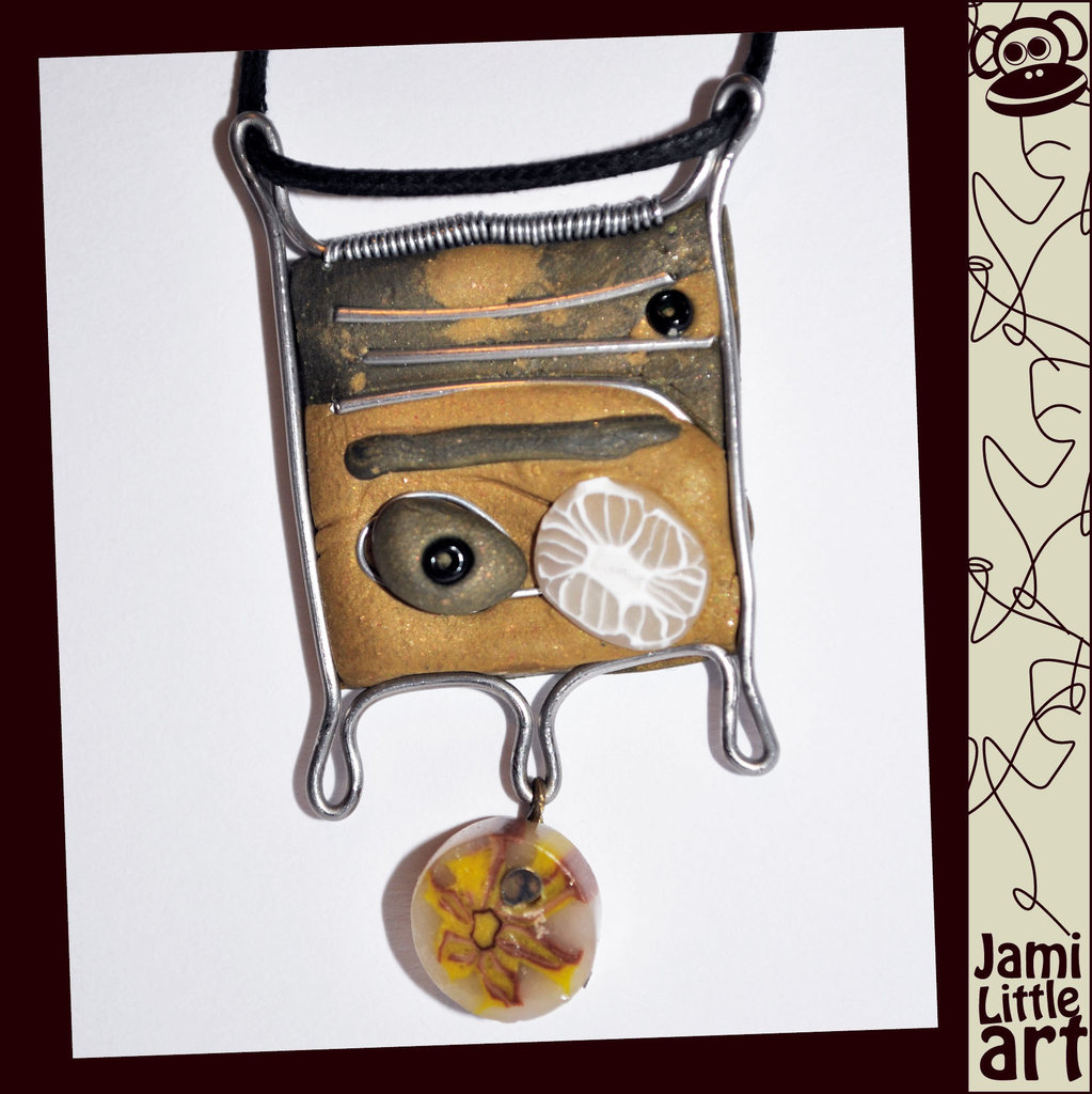 Art_0022_Ciondolo etnico oro