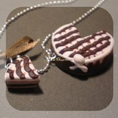 EAT MY CAKE! necklace