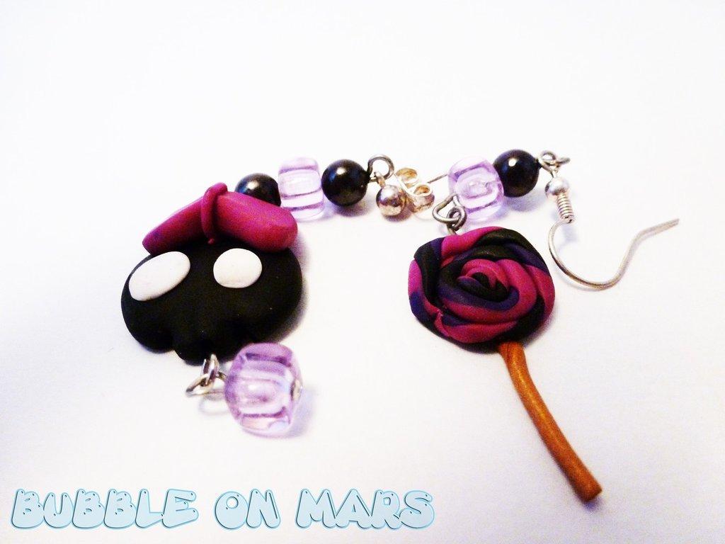 Skull Candy Earrings