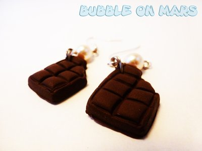 Choco Bite Earrings