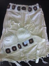Conjuntos artesanales en crochet