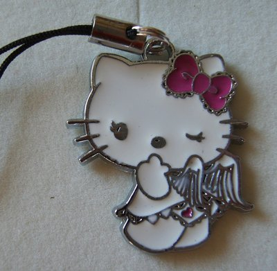Phone strap Ciondolo per cellulare Hello Kitty Angel #12