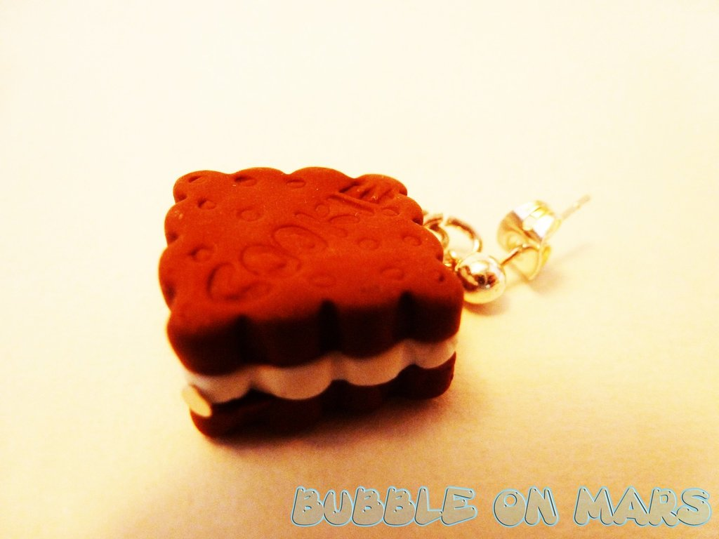 Sweet Cookie Earring