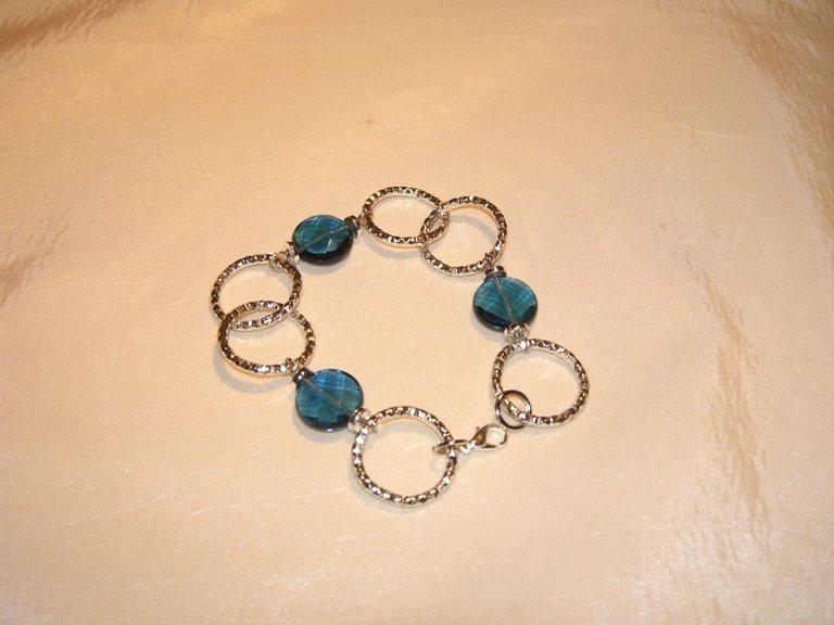 Bracciale blu