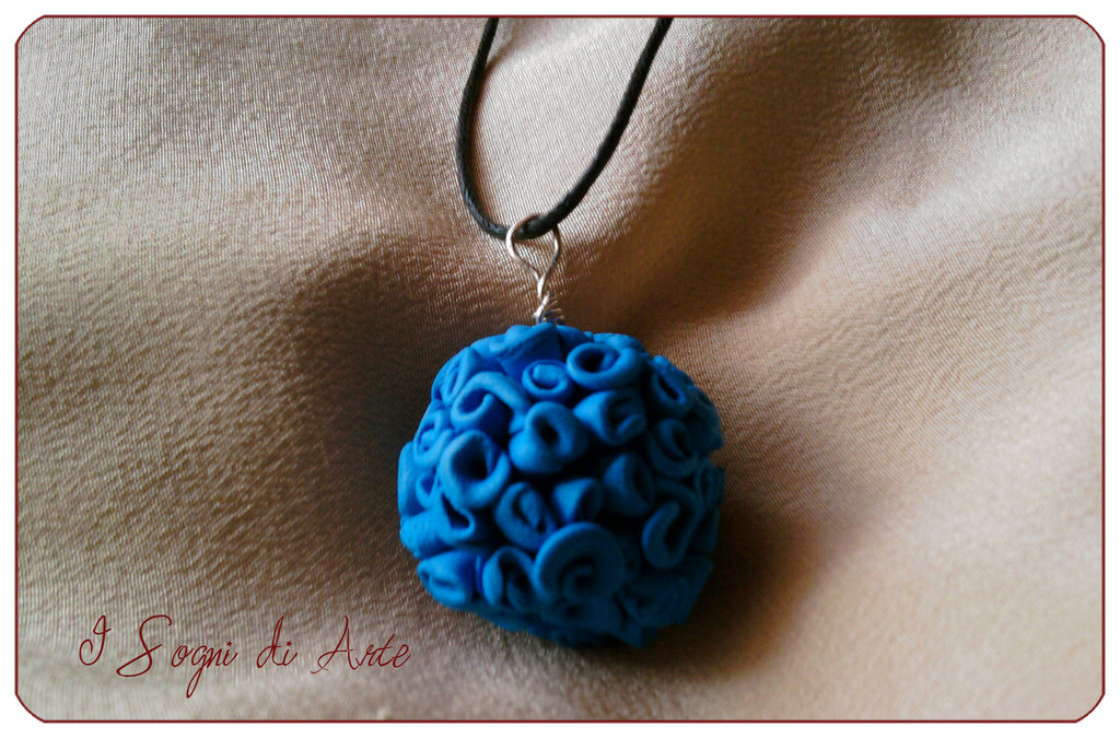 Roses Blossom necklace - Collana