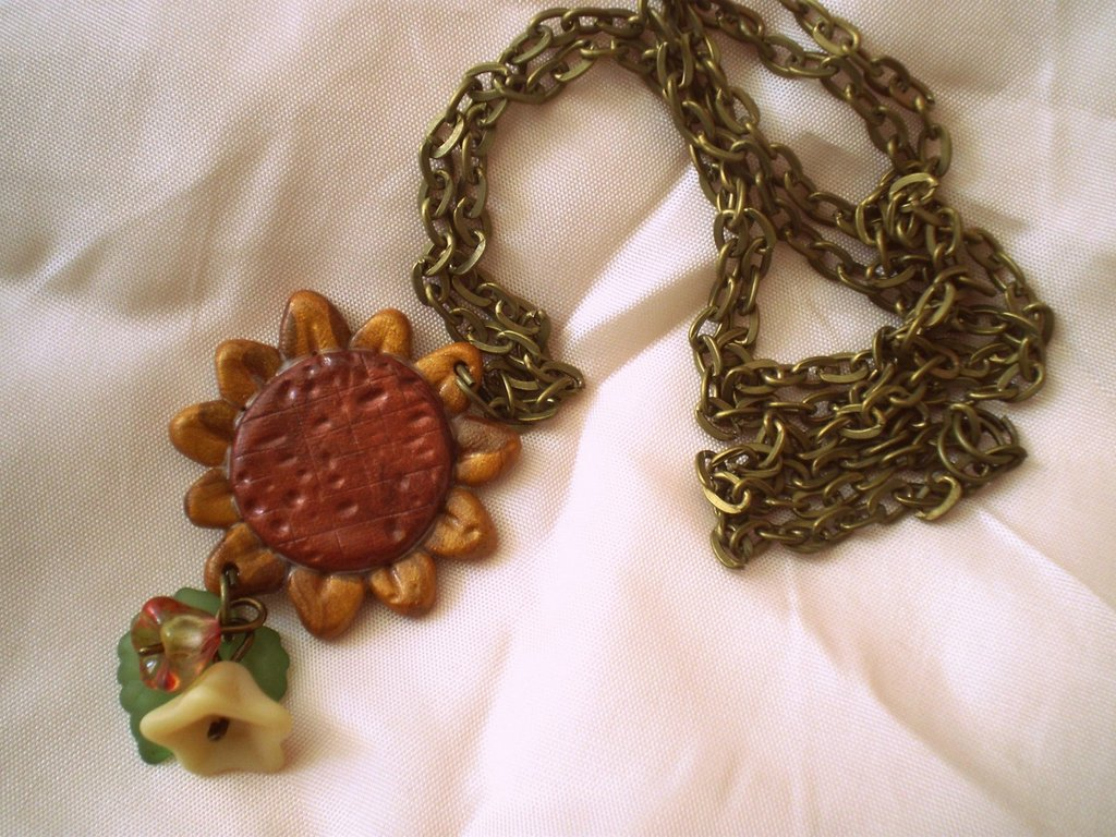Collana Sunflower