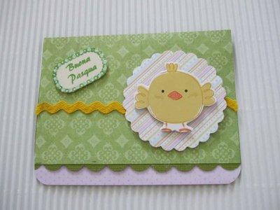 """Piccola card """"buona Pasqua"""""""