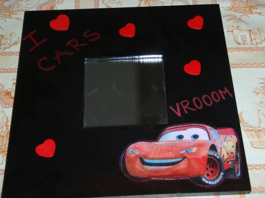 specchio Cars