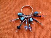 anello con pendenti