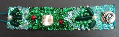 - sea garden bracciale donna- handmade bracelet
