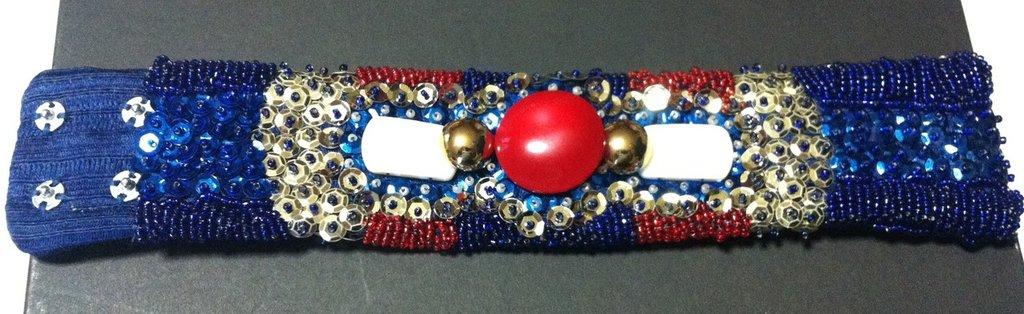 - Wonder woman BRACCIALE DONNA- Handmade bracelet