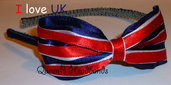 Cerchietto I love UK