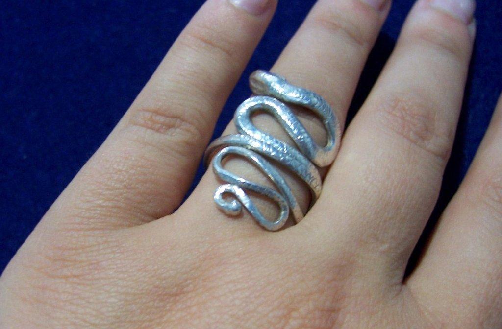 anello argento 925