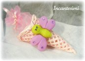 Farfalla calamita - bomboniera