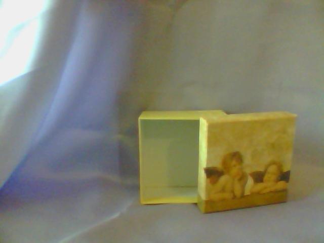 scatola  angeli