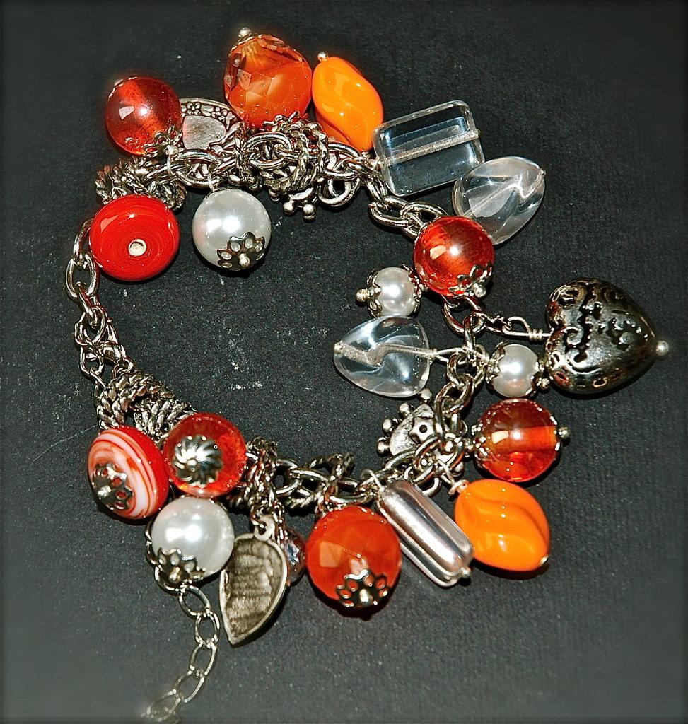 Murano charms Bracelet