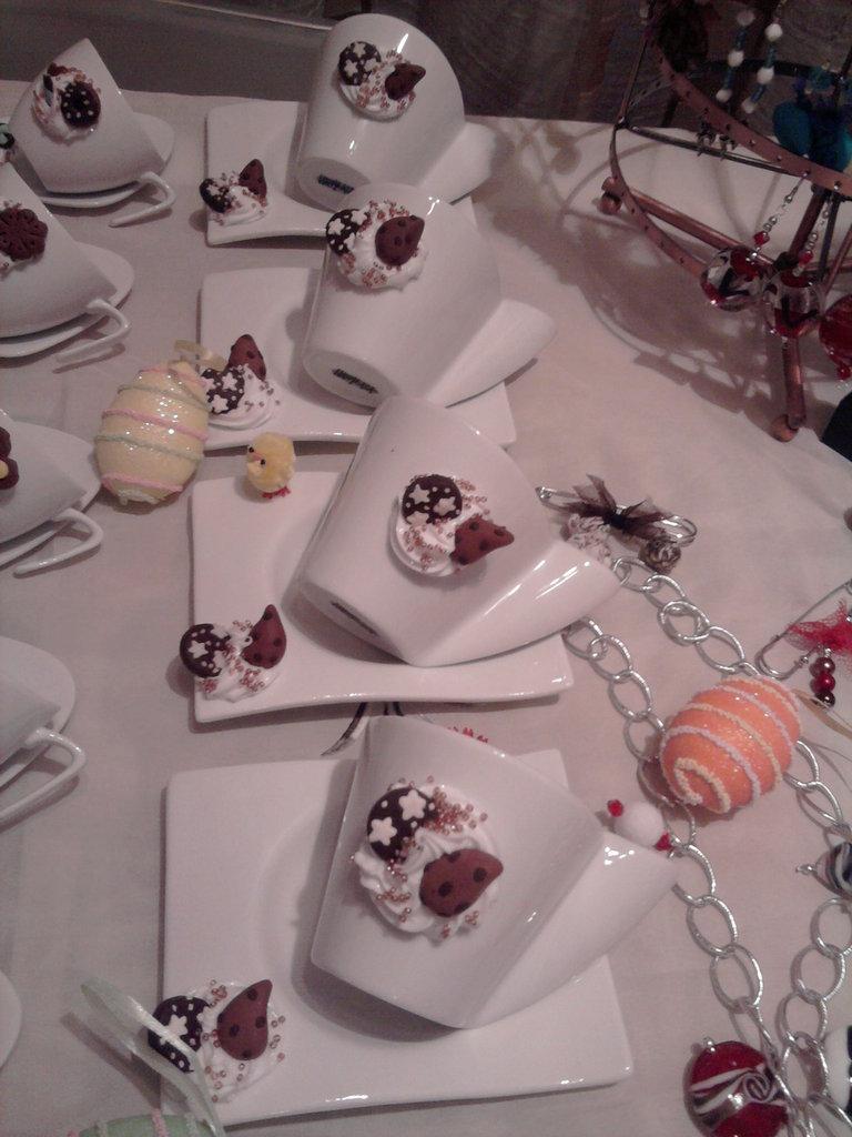 tazze cioccolata