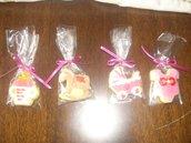 10 Biscotti decorati Battesimo