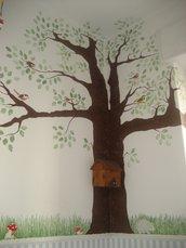 Murales dipinto a mano