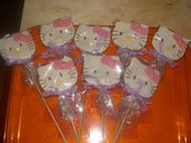 10 Biscotti Hello Kitty