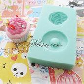 Kit creare maxi cupcake Codice: 025.003.002