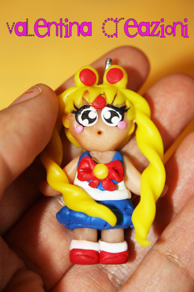 Ciondolo Sailor Moon