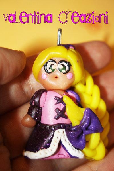 Ciondolo Rapunzel