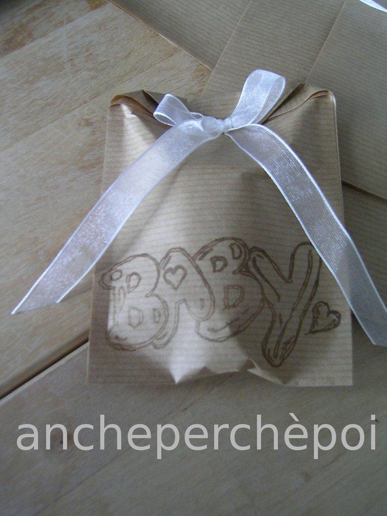 bomboniere - sacchetti porta confetti - portaconfetti