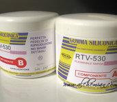 Gomma siliconica RTV530 Prochima 500gr