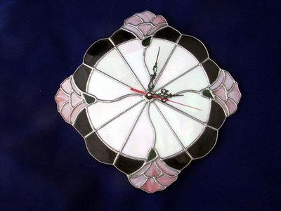 Orologio floreale