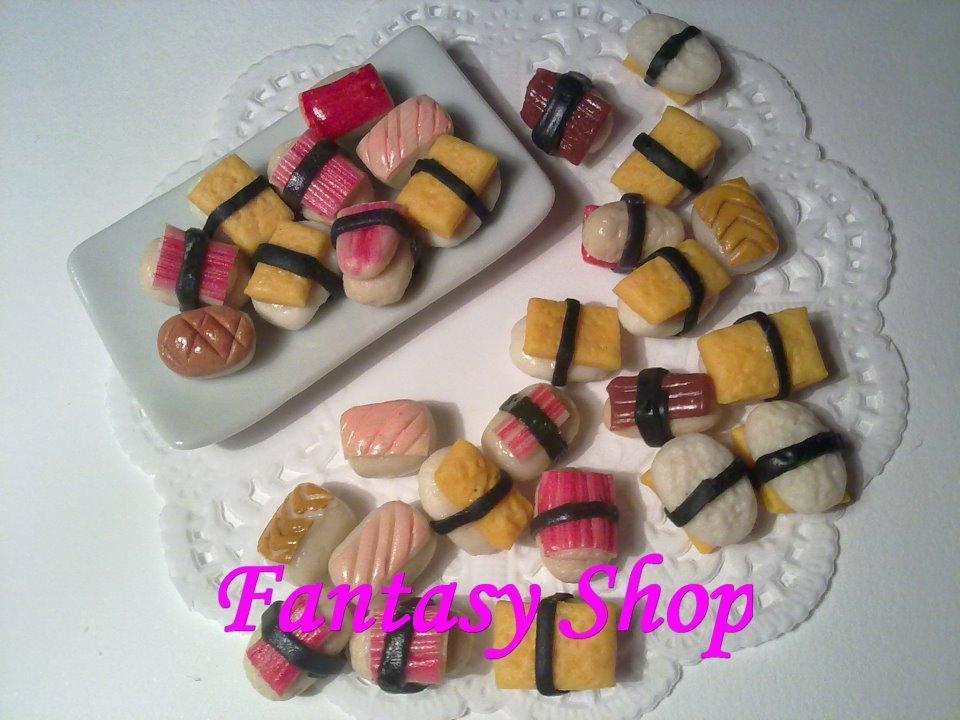 Miniatura Sushi