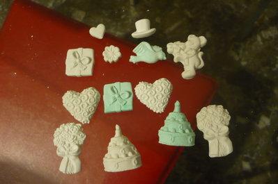 mini ceramiche profumate