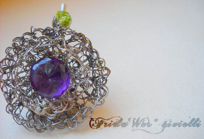 Eccentric Amethyst - MADE TO ORDER-