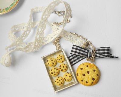parure biscotti + orecchini