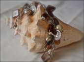 Autumn charms Bracelet