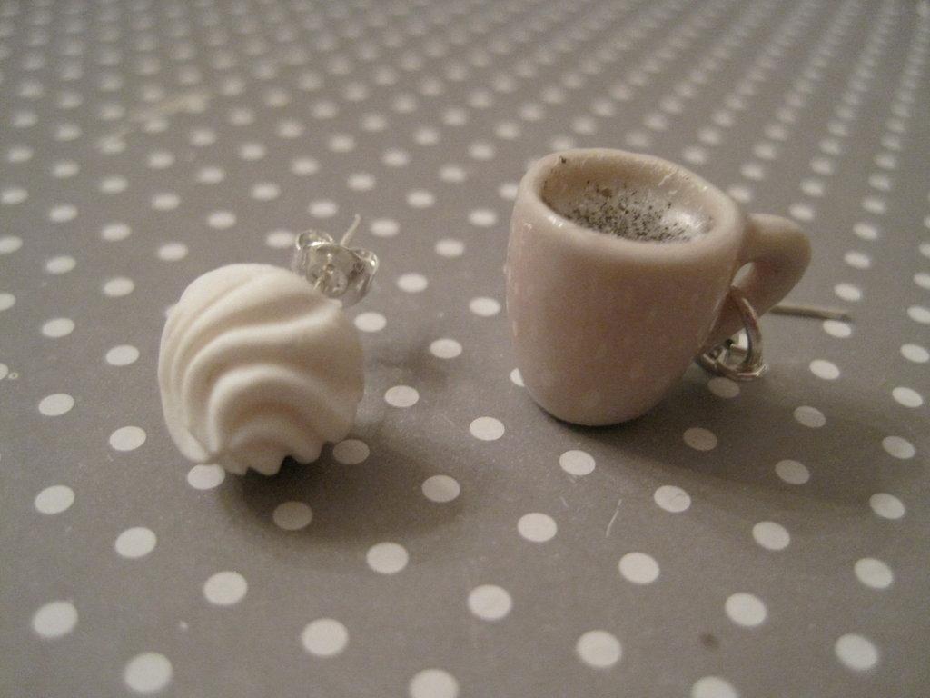 Orecchini Creamy